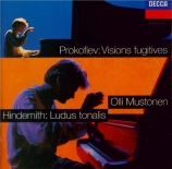 PROKOFIEV - Mustonen - Visions fugitives pour piano op.22
