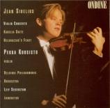 SIBELIUS - Kuusisto - Concerto pour violon et orchestre op.47