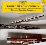 STRAUSS - Orpheus Chamber - Sonatine pour seize instruments à vent n°1 e