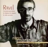 RAVEL - Muraro - Concerto pour piano et orchestre en sol majeur