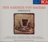 CORNELIUS - Hollreiser - Der Barbier von Bagdad