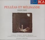 DEBUSSY - Dormoy - Pelléas et Mélisande, drame lyrique avec orchestre L