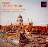 HAENDEL - Lamon - Water Music HWV.348-350