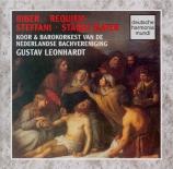 BIBER - Leonhardt - Requiem à 15