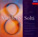 MAHLER - Solti - Symphonie n°8 'Symphonie des Mille'