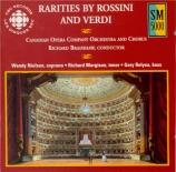Raretés de Rossini et Verdi