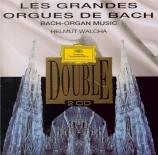 Les grandes orgues de Bach