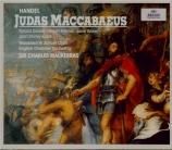 HAENDEL - Mackerras - Judas Maccabaeus, oratorio HWV.63