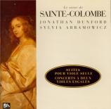 SAINTE-COLOMBE - Dunford - Concerts à deux violes esgales