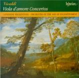 VIVALDI - Mackintosh - Concerto pour viole d'amour, cordes et b.c. en ré
