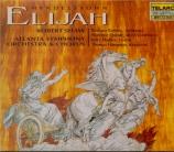 MENDELSSOHN-BARTHOLDY - Shaw - Elijah op.70 (Elias)