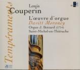 COUPERIN - Moroney - Oeuvre d'orgue (L') : intégrale