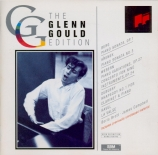 BERG - Gould - Sonate pour piano op.1