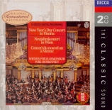 Johann Strauss, père et fils (Concert du nouvel an à Vienne)