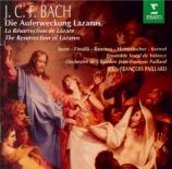 BACH - Paillard - Auferweckung Lazarus (Das) : La résurrection de Lazare
