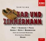 LORTZING - Heger - Zar und Zimmermann