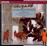 MOZART - Brendel - Quintette pour piano et vents K.452