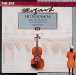 MOZART - Grumiaux - Sonate pour violon et piano n°21 en mi mineur K.304