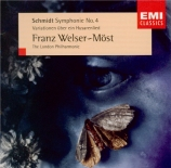 SCHMIDT - Welser-Möst - Symphonie n°4