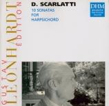 10 sonatas for harpsichord