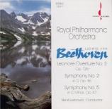 BEETHOVEN - Leibowitz - Symphonie n°2 op.36