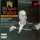 MOZART - Walter - Symphonie n°39 en mi bémol majeur K.543