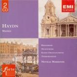 HAYDN - Marriner - Missa Sti Bernardi von Offida, pour solistes, chœur m