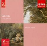 GRIEG - Adni - Pièces lyriques