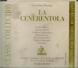 ROSSINI - Rossi - La cenerentola (version abrégée) version abrégée