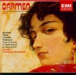 BIZET - Frühbeck de Bur - Carmen, opéra comique WD.31