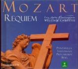 MOZART - Christie - Requiem pour solistes, chœur et orchestre en ré mine