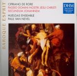 RORE - Van Nevel - Passion selon St Jean