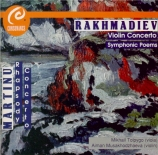 MARTINU - Chivzhel - Rhapsodie-concerto pour alto et orchestre