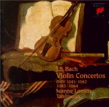 BACH - Lamon - Concerto pour violon en la mineur BWV.1041