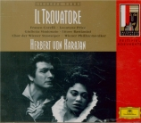 VERDI - Karajan - Il trovatore, opéra en quatre actes (version originale live Salzburg, 31 - 7 - 1962