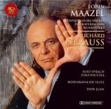 STRAUSS - Maazel - Also sprach Zarathustra, poème symphonique pour grand