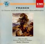 FRANCK - Cluytens - Le chasseur maudit, poème symphonique pour orchestre