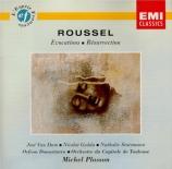 ROUSSEL - Plasson - Evocations op.15