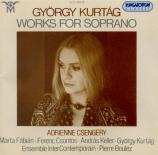 Works for soprano