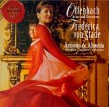 OFFENBACH - Almeida - Airs d'opérettes