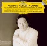 MESSIAEN - Chung - Concert à quatre