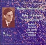 SCHUMANN - Sofronitsky - Fantaisie pour piano en do majeur op.17 Vol.16