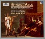 RAMEAU - Minkowski - Hippolyte et Aricie