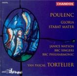 POULENC - Tortelier - Gloria, pour soprano, chœur mixte et orchestre en