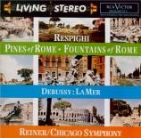 RESPIGHI - Reiner - Le fontane di Roma (Les fontaines de Rome), poème sy