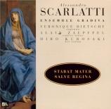 SCARLATTI - Ensemble Gradiv - Stabat Mater