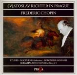 CHOPIN - Richter - Étude pour piano en do dièse mineur op.10 n°4