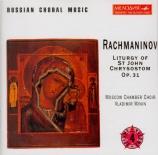Musique chorale russe vol.4