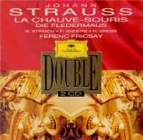 STRAUSS - Fricsay - Die Fledermaus (La chauve-souris), opérette WoO RV.5