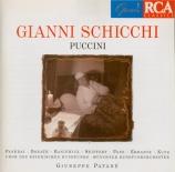 PUCCINI - Patané - Gianni Schicchi